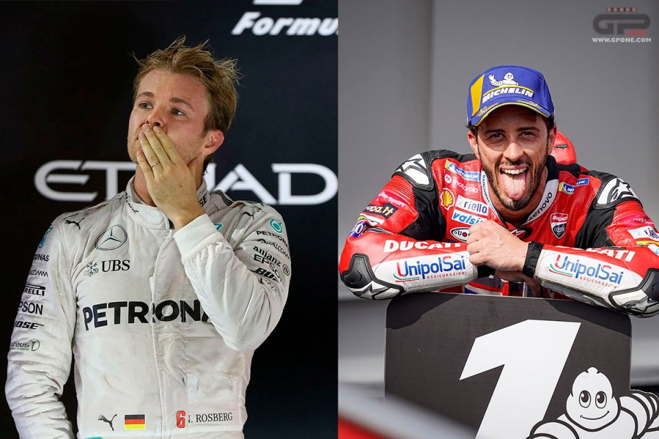 The Styrian GP launches a challenge to Ducati: Dovizioso like Rosberg