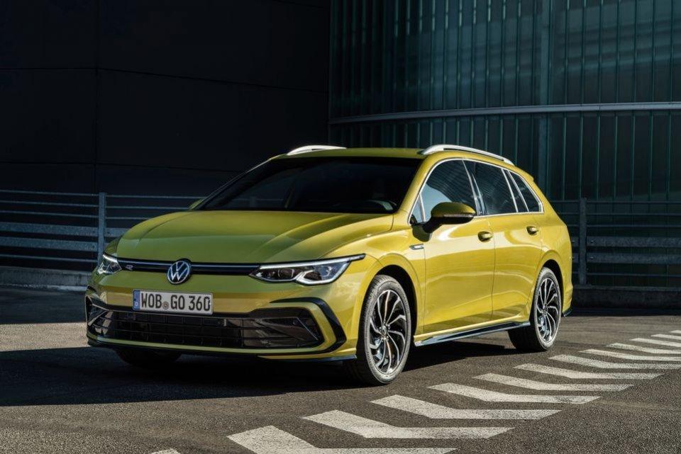 Auto - News: Volkswagen Golf Variant e Alltrack 2021: la variante wagon - caratteristiche e foto