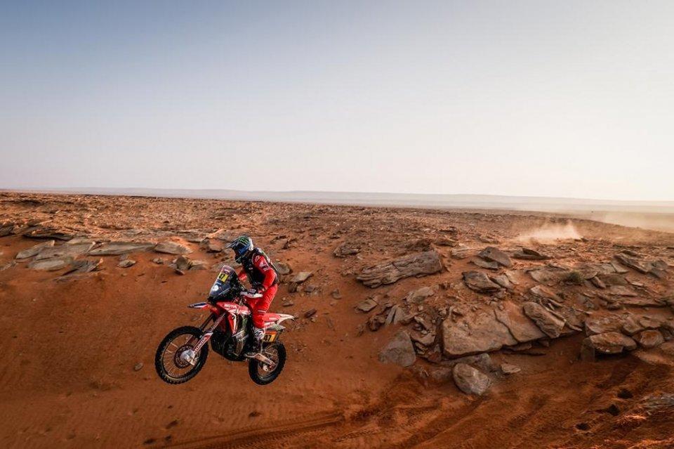 Dakar: Finale da capogiro: Brabec si perde, Barreda rimane a secco e Benavides resiste