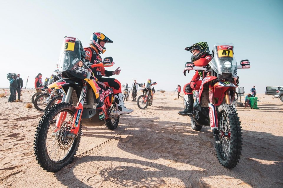 Dakar: Dakar 2021: l'ultimo brivido dei 3000, tutto o niente!