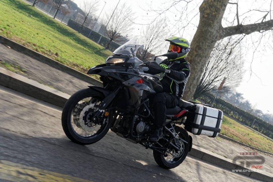 Moto - News: Mercato moto: a dicembre +8,4%, il 2020 chiude a – 5,5%. Benelli TRK502 regina