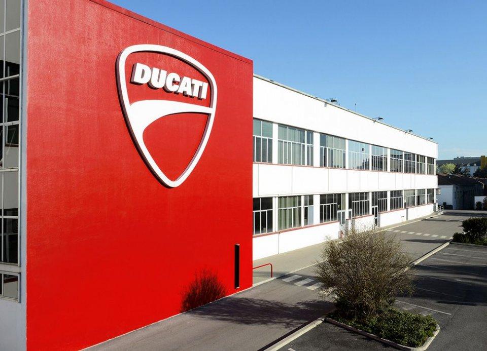 Moto - News: Armed FBI agents raid Ducati North America offices