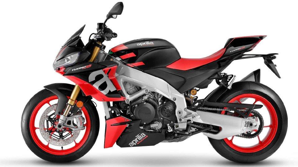 Moto - News: Aprilia Tuono V4 2021, la naked da MotoGP