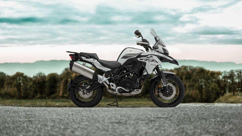 Moto - News: Benelli TRK 502, venduti 10.000 esemplari della adventure bike