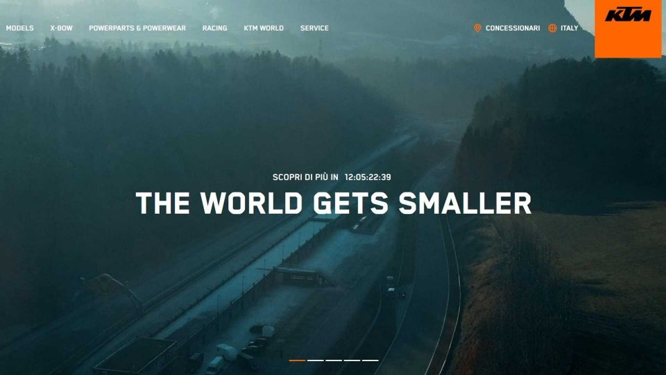 Moto - News: KTM 1290 Super Adventure 2021: l'attesa finisce il 26 gennaio