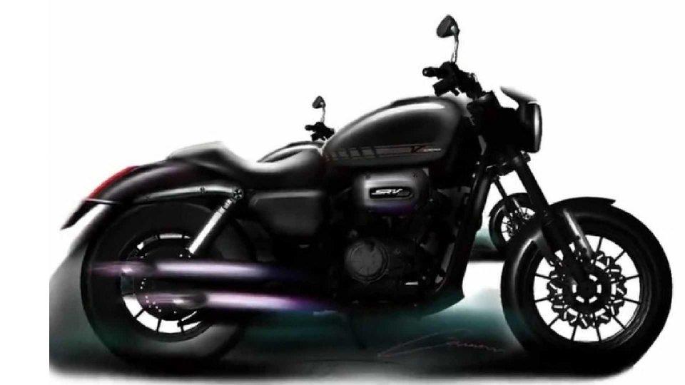 Moto - News: Harley-Davidson, dalla QJ Motor SRV300 la futura entry-level?