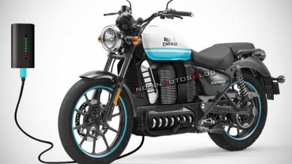 Moto - News: Royal Enfield, la moto elettrica arriva nel 2024?