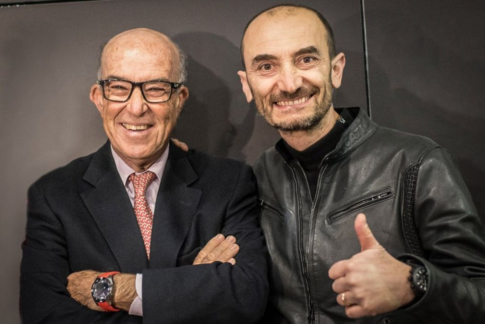 MotoGP: Ducati continua in MotoGP fino al 2026: firmato l'accordo con Dorna