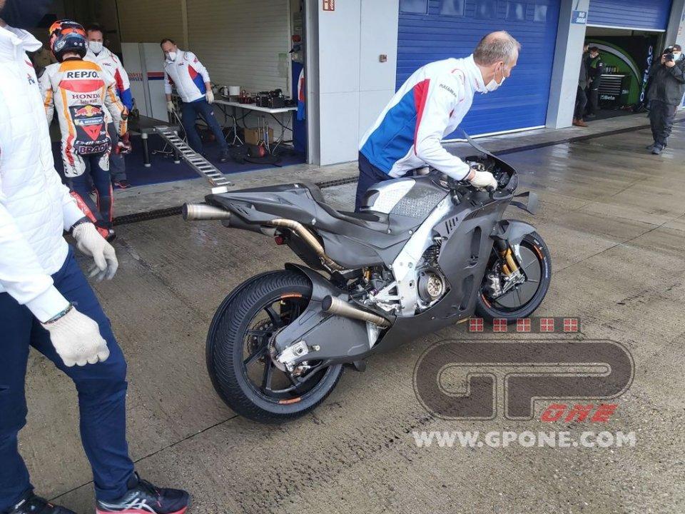 MotoGP: Jerez: il 10-11 febbraio il primo confronto tra Honda e Ducati