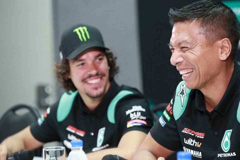 "MotoGP: Razali and a fourth M1 Factory bike for Morbidelli: ""We tried to get one"""