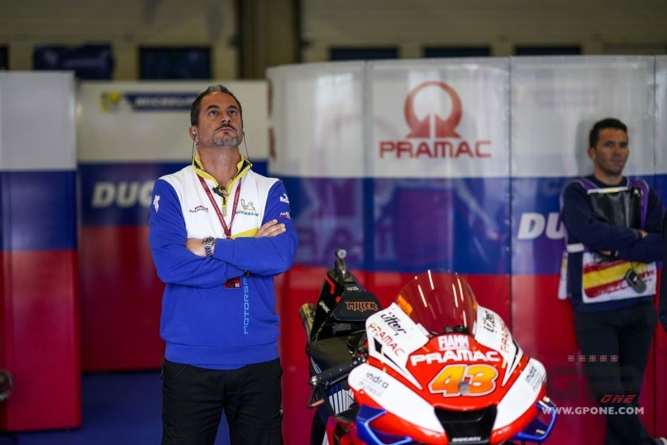 "MotoGP: Taramasso: ""During the stop Honda and Ducati got to understand the new Michelins"""
