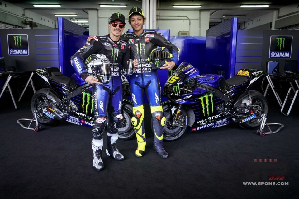 """MotoGP: Vinales: """"Rossi taught me to smile in difficult times"""""""