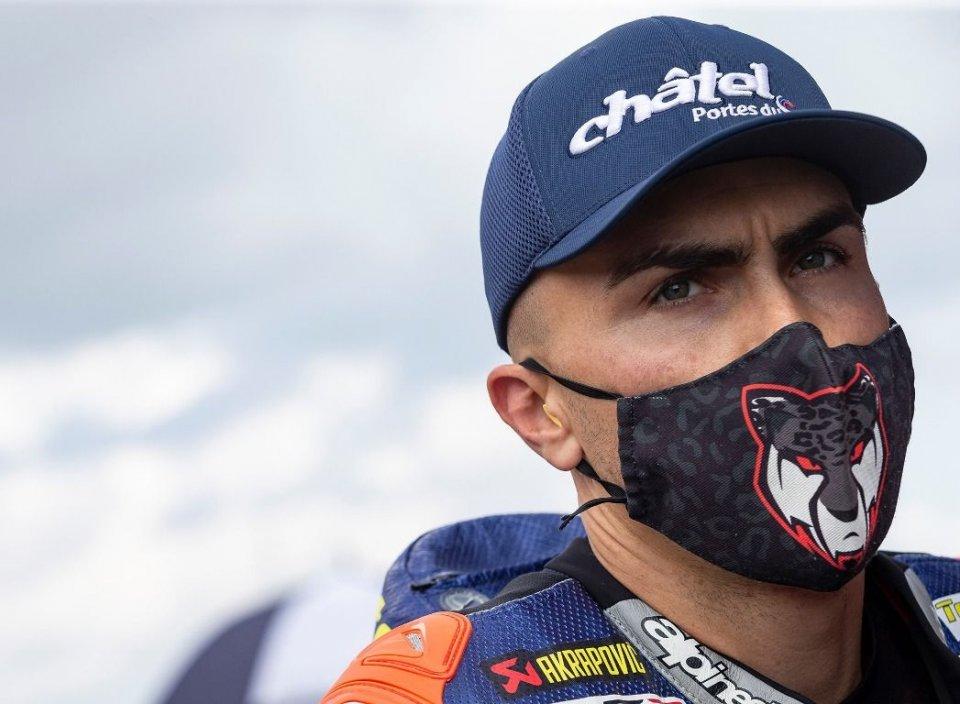SBK: Loris Baz in Ducati, ma in America, sulla moto di Zanetti!