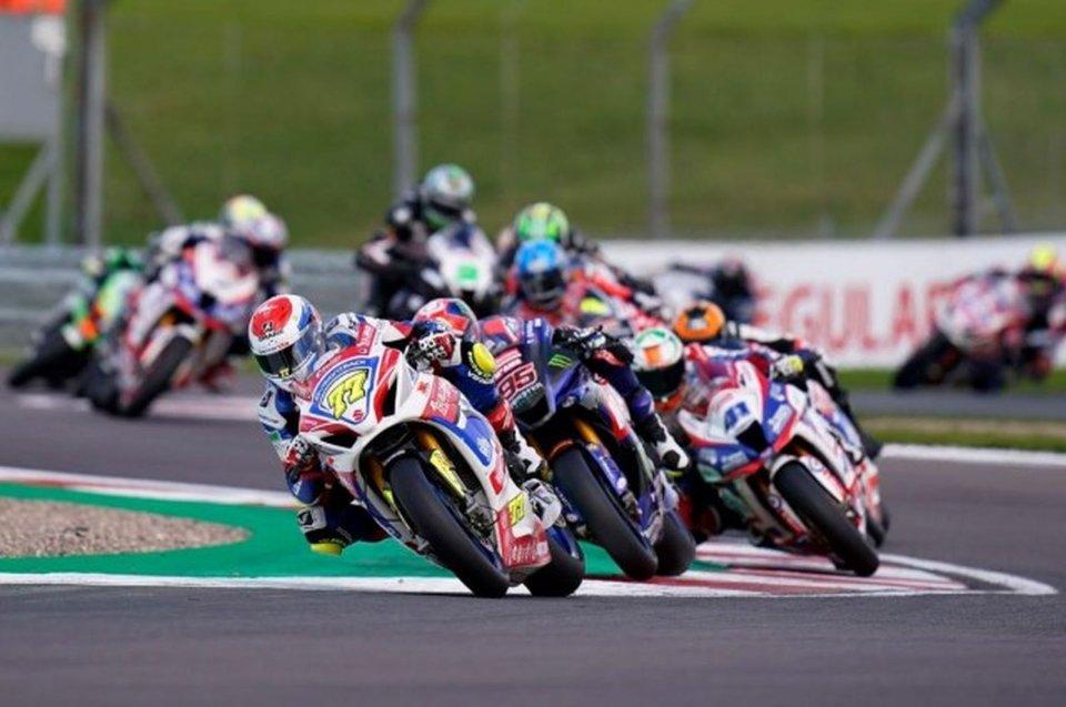 SBK: Start of new BSB British Superbike season postponed