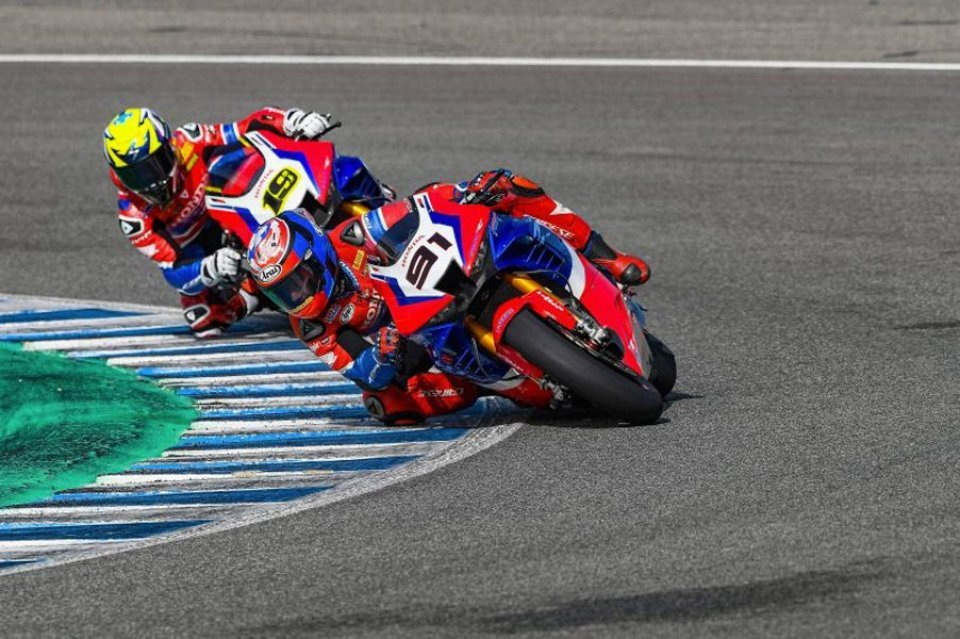 "SBK: Bautista: ""We made the most of a half day, now we have the direction to follow"""