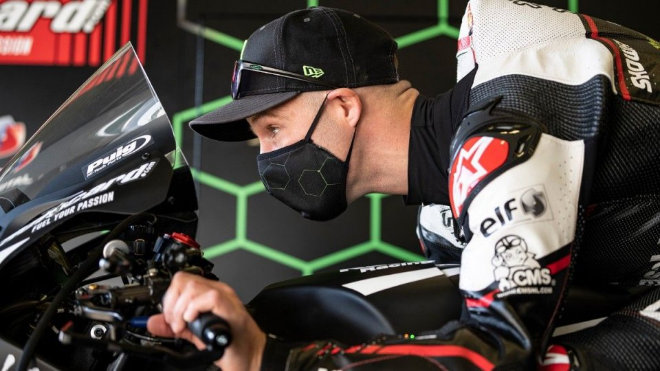 SBK: ULTIM'ORA - Kawasaki non si fida: niente test a Jerez per Rea!