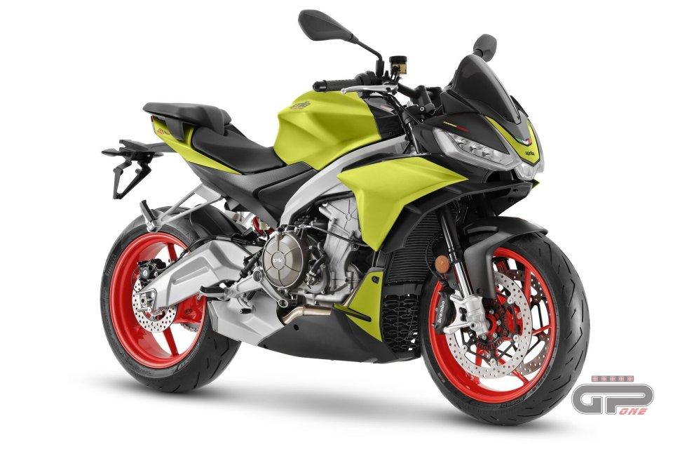 Moto - News: Aprilia Tuono 660: svelati il prezzo e la disponibilità
