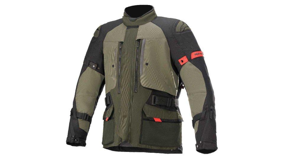 Moto - News: Alpinestars Ketchum Gore Tex Jacket, protetti in qualsiasi condizione