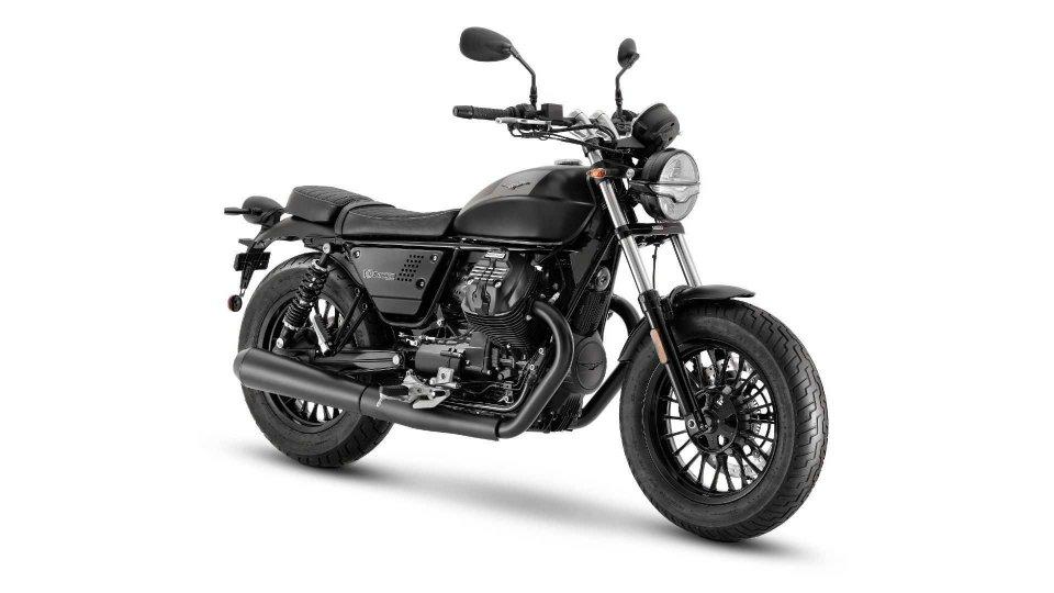 Moto - News: Moto Guzzi V9 2021, svelato il prezzo