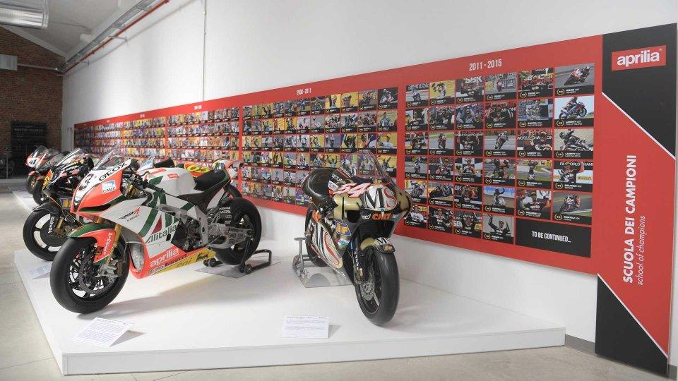 Moto - News: Il Museo Piaggio riapre il prossimo 16 febbraio