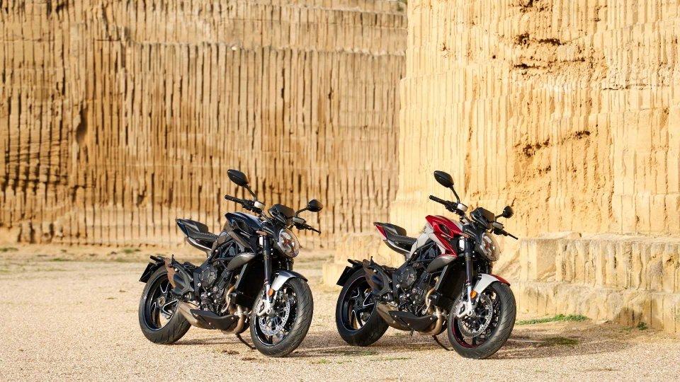 Moto - News: MV Agusta Brutale e Dragster 2021, ecco i prezzi