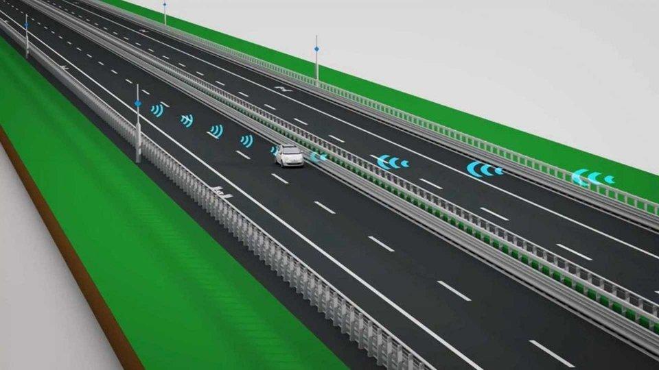 Moto - News: A Cortina si apre la prima strada connessa
