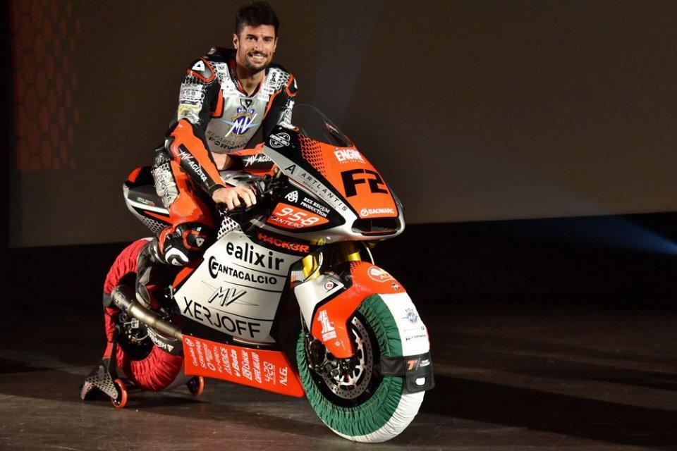 """Moto2: Corsi: """"Un figlio rallenta? A me ha reso mezzo secondo più veloce"""""""