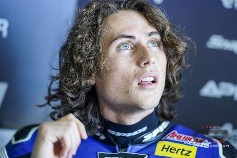 "Moto2: Joe Roberts: ""Hayden is my hero and I would like to ride like Stoner"""