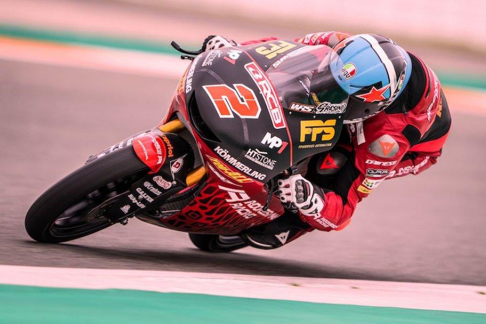 """Moto3: Rodrigo: """"Ottimo test a Valencia, vogliamo vincere per Fausto Gresini"""""""