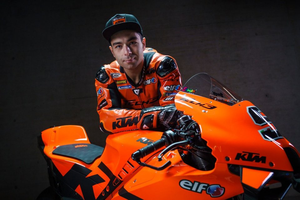 """MotoGP: Petrucci: """"KTM took a lot of notes about my experience with Ducati"""""""