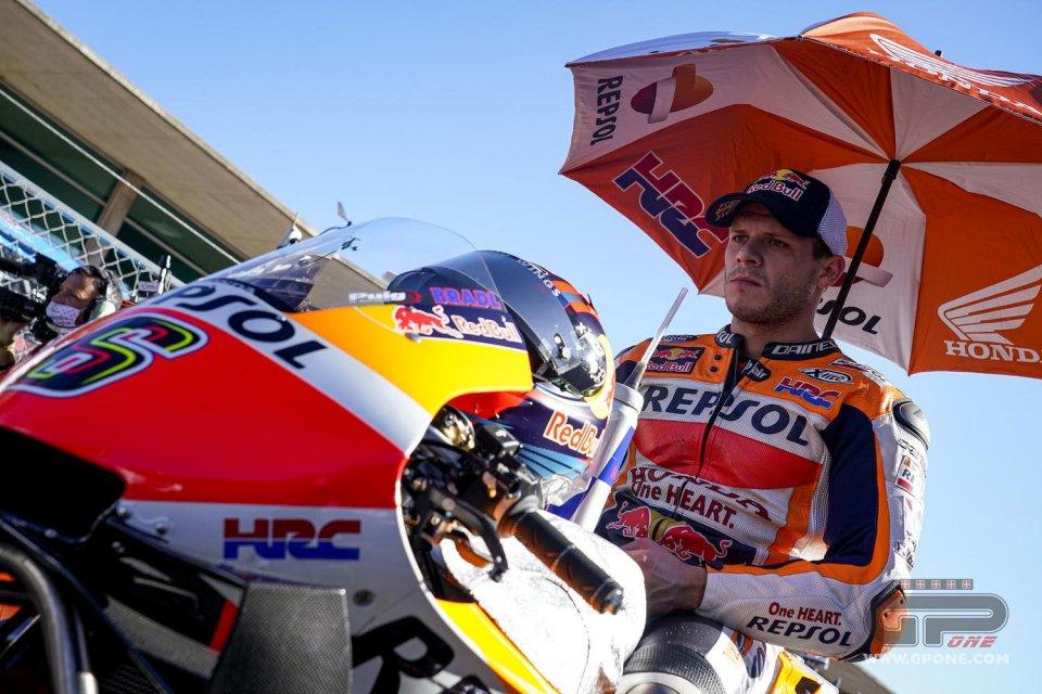 "MotoGP: La KTM contro Bradl e la Honda: ""O collaudatore o pilota ufficiale"""