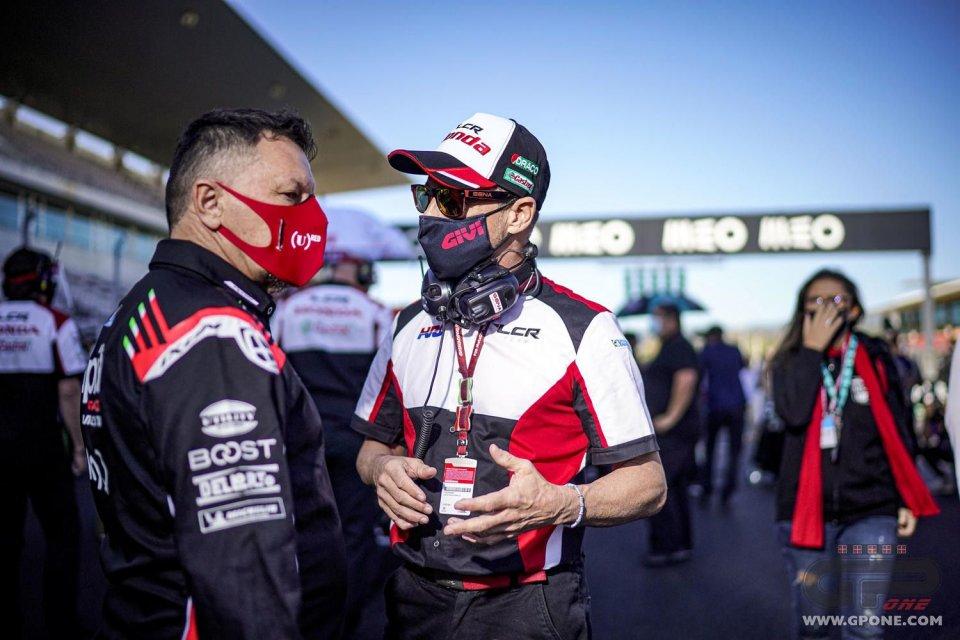 "MotoGP: Cecchinello: ""Gresini was a fierce but fair opponent, and a friend"""