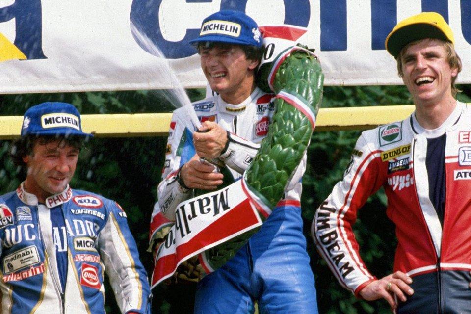 MotoGP: Campione in moto e nel box: la vita a tutto gas di Fausto Gresini