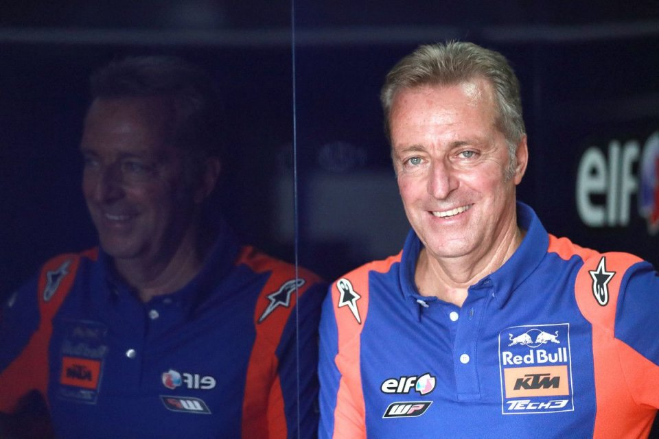 MotoGP: Poncharal says idea of Dovizioso in KTM is 'almost impossible'