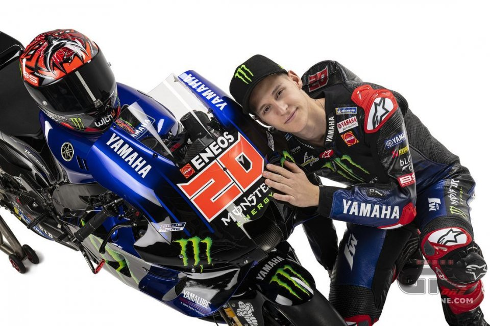 """MotoGP: Quartararo: """"Me and Vinales like Lorenzo and Rossi: fighting for the title"""""""