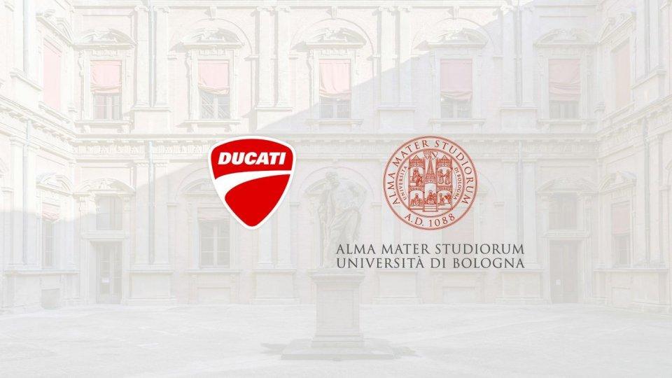 News: Ducati e l'Università di Bologna rinnovano l'accordo per ulteriori tre anni