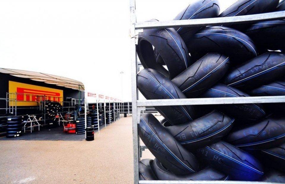 SBK: Pirelli: l'avventura in Superbike prosegue fino al 2023