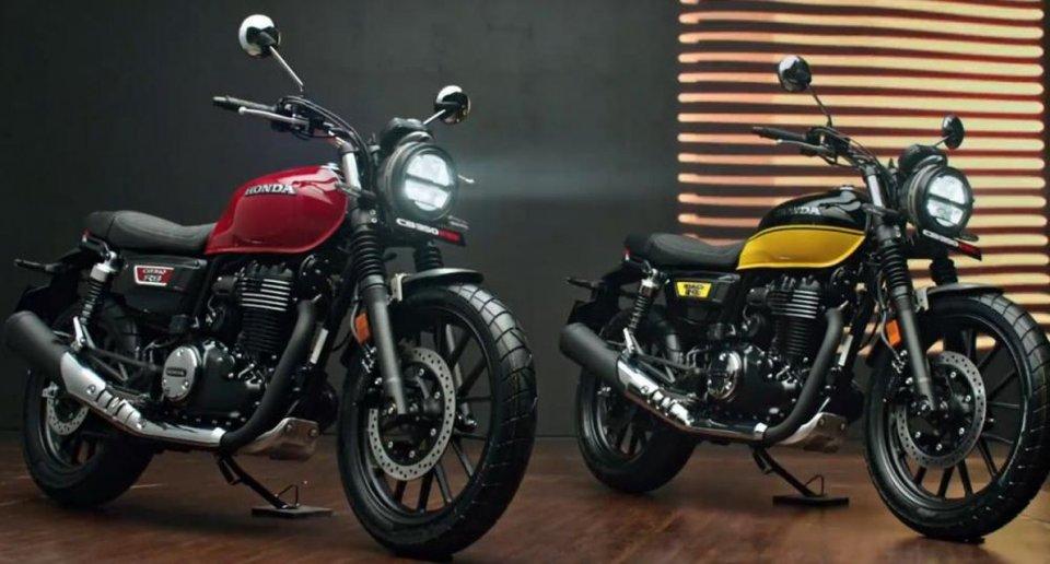Moto - News: Honda CB 350 H'ness e CB 350 RS: arriveranno in Europa?