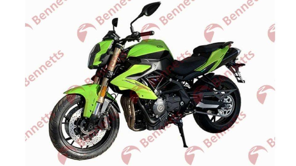Moto - News: Benelli; sono queste le nuove TNT600 e 302R?