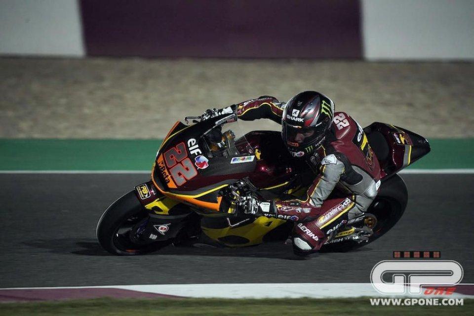 Moto2: Test Qatar - Lowes doma Bezzecchi. In Moto3 Masia è da record