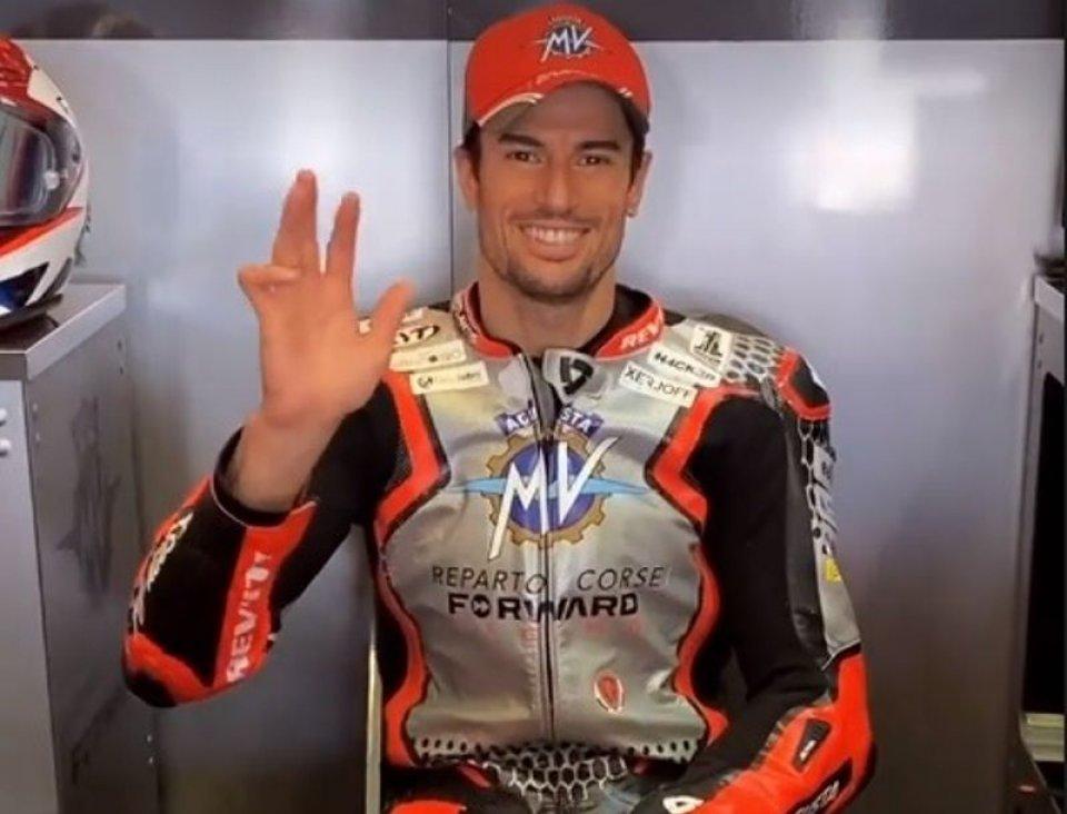 Moto2: MV Agusta all'attacco a Jerez: Corsi 2° alle spalle Sam Lowes