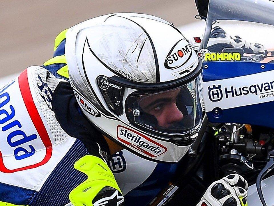 Moto3: Romano Fenati comanda i test di Jerez, 3° Foggia