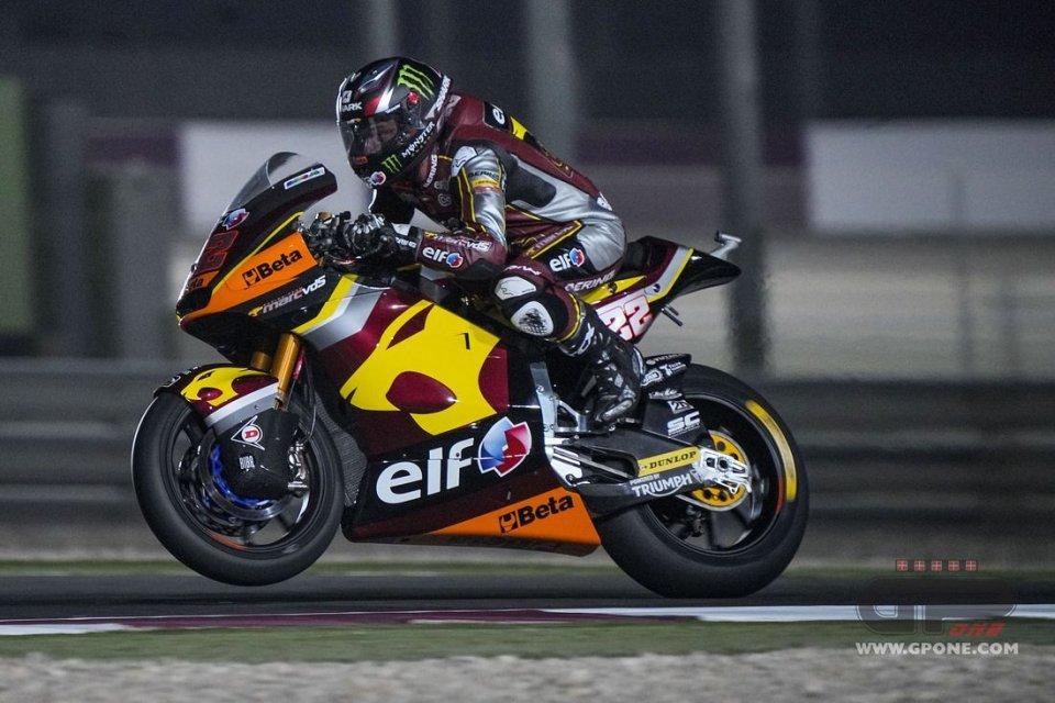 Moto2: GP Qatar - Dominio di Sam Lowes nel primo GP dell'anno, terzo Di Giannantonio