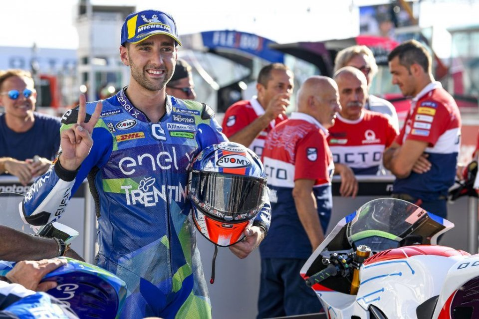 MotoE: Tornano in pista a Jerez per il primo test i 'cavalieri elettrici'