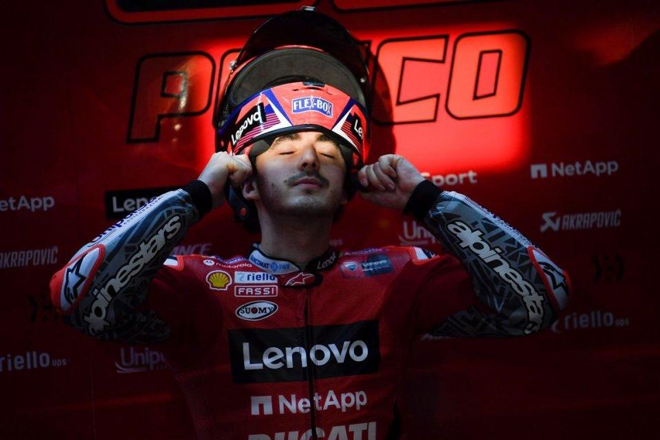 MotoGP: Bagnaia e Miller: in Qatar è la notte prima degli esami con la Ducati