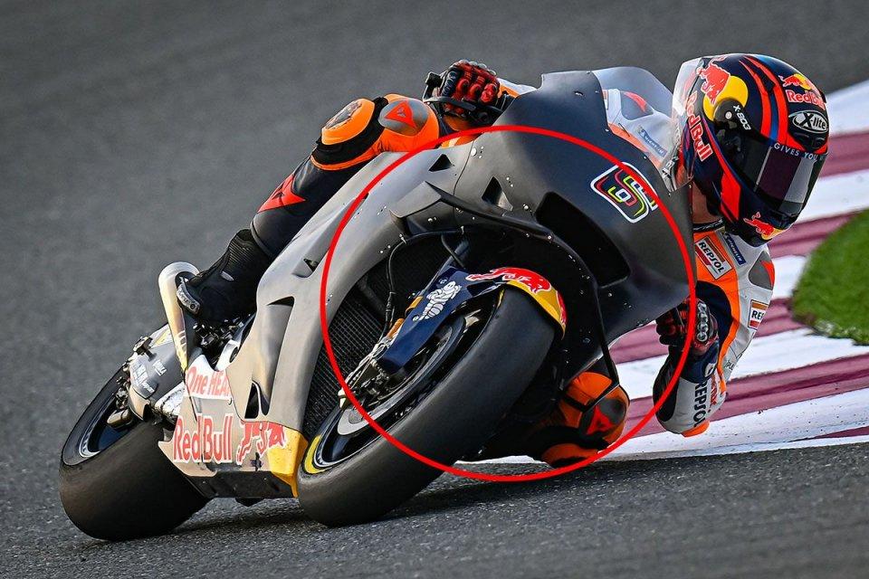 MotoGP: Dopo la Ducati, Honda va a scuola aerodinamica dalla Yamaha
