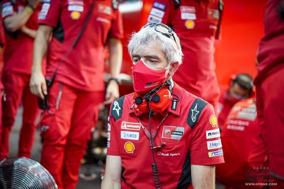 """MotoGP: Dall'Igna: """"I record di Miller e Zarco importantissimi. Sono soddisfatto"""""""
