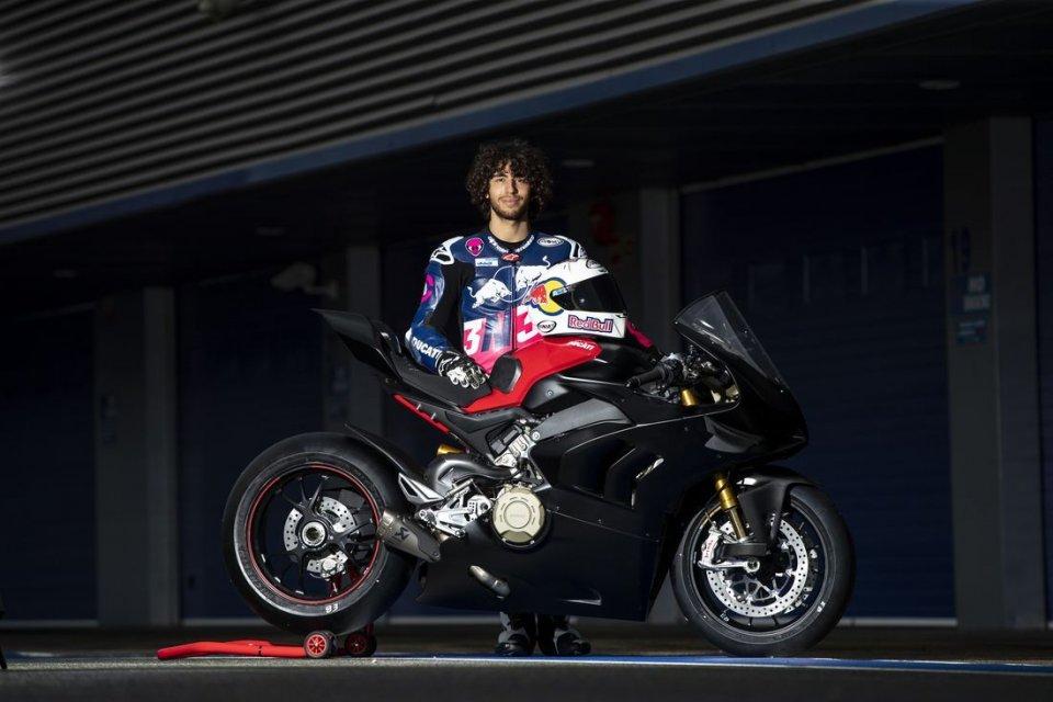 MotoGP: Bastianini verso il Qatar: corsa contro il tempo per salire sulla Ducati