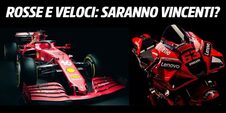 MotoGP: Ducati e Ferrari: Stoner e Raikkonen iniziano ad essere ricordi sbiaditi