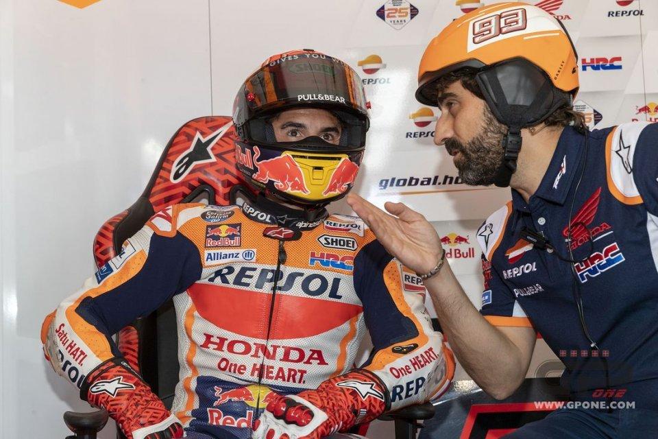 "MotoGP: Hernandez: ""Per Marquez conta solo vincere, il resto è un disastro"""